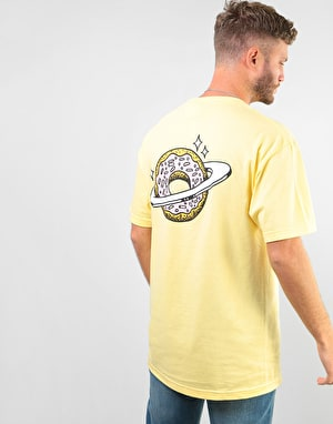Skateboard Café Planet Donut T-Shirt - Banana