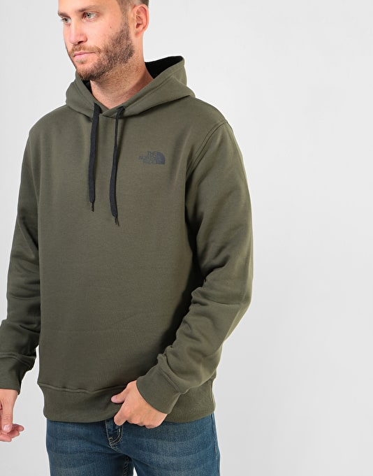 The North Face Drew Peak Pullover Hoodie New Taupe Green Sale