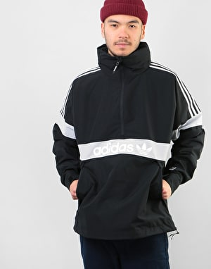 Adidas BB Snowbreaker 2019 Snowboard Jacket - Black/Solid Grey/White