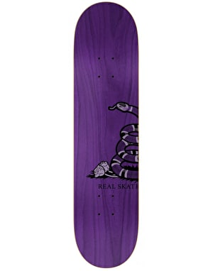 Real Kyle Outlaw Skateboard Deck - 8.06
