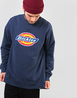 Dickies Harrison Sweatshirt - Navy Blue