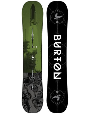 Burton Process Flying V 2018 Snowboard - 159cm WIDE