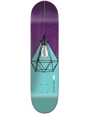 Girl Wilson Illuminated Skateboard Deck - 8.125