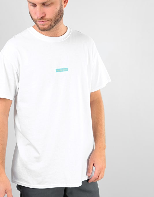 Route One Pool Party T-Shirt - White