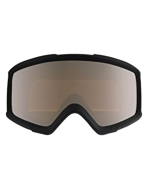 Anon Helix 2.0 2019 Snowboard Goggles - Black/Silver Amber
