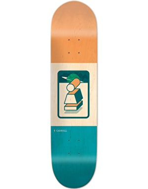 Girl Carroll Totem OG Skateboard Deck - 8.375