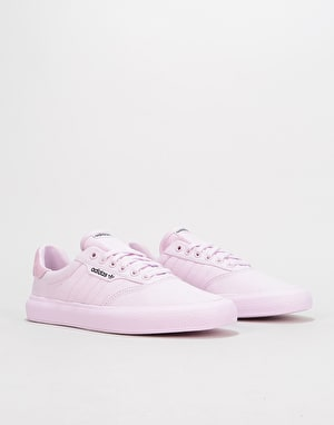 Adidas 3MC Skate Shoes - Aero Pink/Aero Pink/Core Black