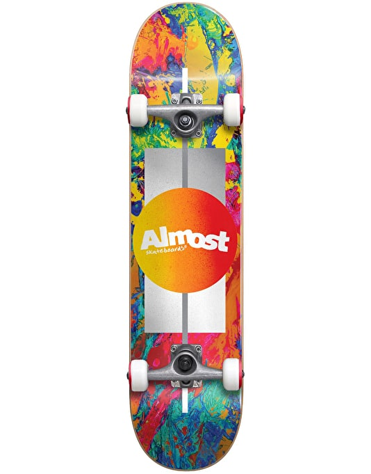 Almost Gradient Flop Complete Skateboard - 7.5""