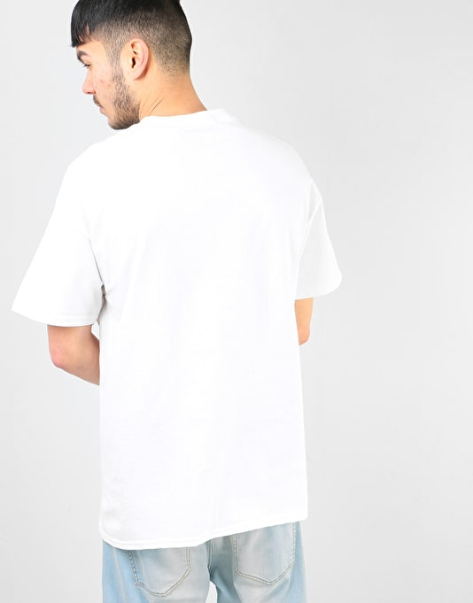 Route One Ultimate Riding Machine T-Shirt  - White