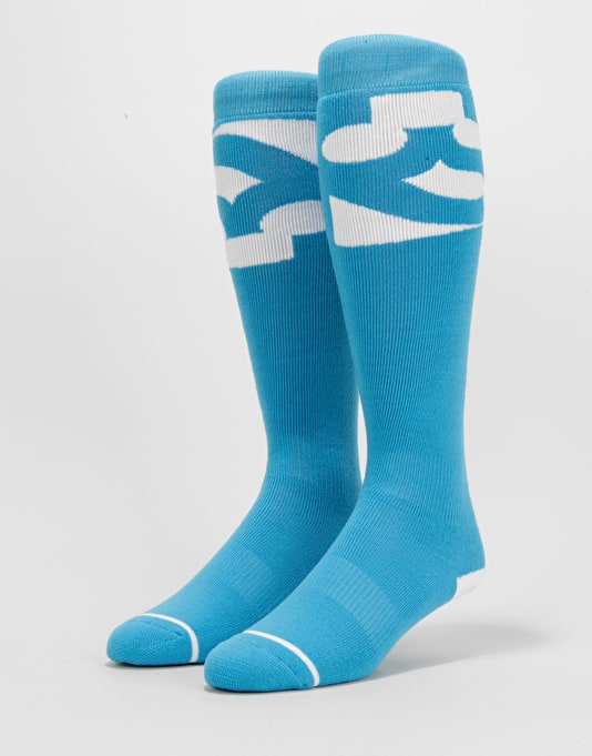ThirtyTwo Cut Out Snowboard Socks - Blue