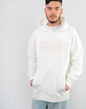 Analog Crux Pullover Hoodie - Stout White