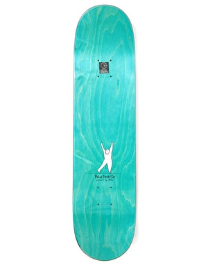 Polar Herrington Evol Love Skateboard Deck - 8