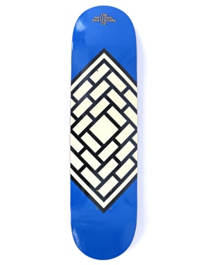 The National Skateboard Co. Classic Skateboard Deck - 7.75