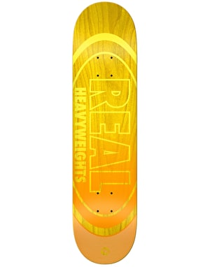 Real Heavyweights Skateboard Deck - 8.25