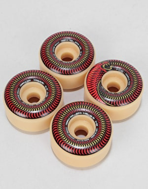 Spitfire Venomous Formula Four Radial Slim 99d Skateboard Wheel - 54mm