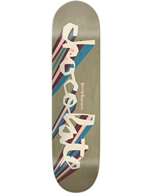 Chocolate Anderson Original Chunk 'SKIDUL' Skateboard Deck - 8.5