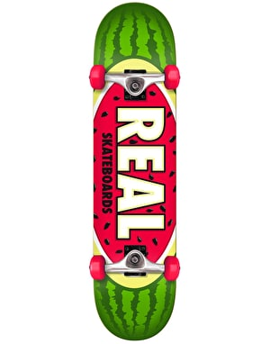 Real Watermelon Complete Skateboard - 8