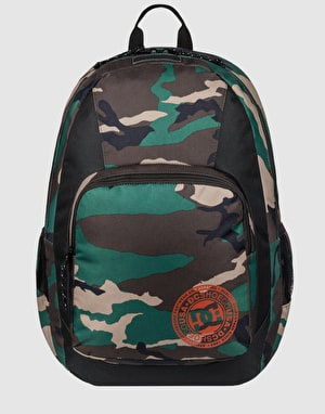 DC The Locker Backpack - Camo