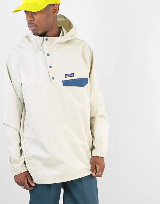 Patagonia Maple Grove Snap-T® Pullover Jacket - Pelican