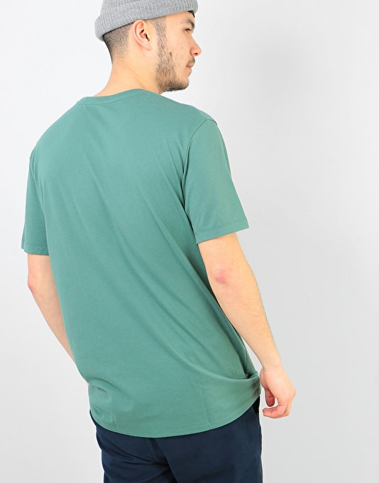 Volcom Lifer DD T-Shirt - Pine