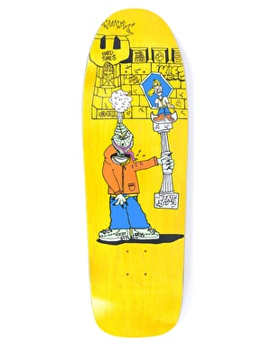 Polar Brady Trophy Skateboard Deck - DANE1 Shape 9.75