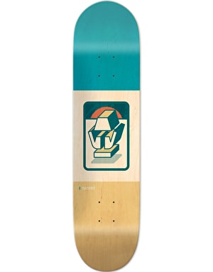 Girl Brophy Totem OG Skateboard Deck - 8.5