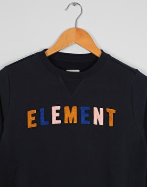 Element Link Boys Crew - Eclipse Navy