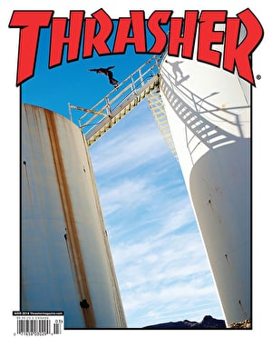 Thrasher Magazine Issue 464 March 2019