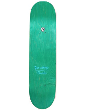 Primitive x Rick & Morty Gwendolyn Skateboard Deck - 8.125