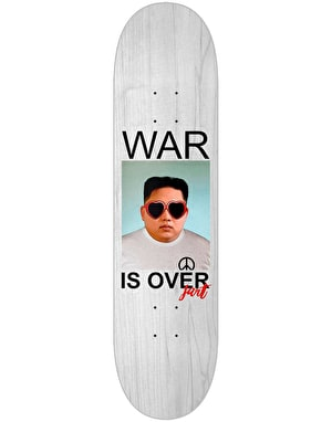Jart Peace Skateboard Deck - 8