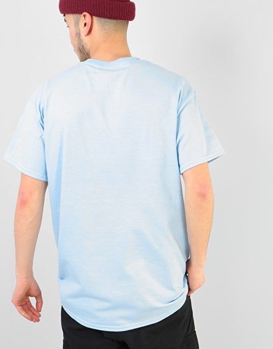 Route One Ultimate Riding Machine T-Shirt  - Light Blue
