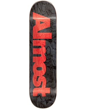 Almost Ultimate Logo Skateboard Deck - 8.5