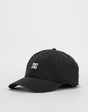 DC Uncle Fred Cap - Black