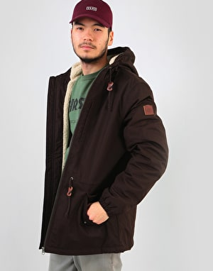 Element Stark Jacket - Chocolate Torte
