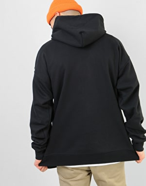 Thrasher BBQ Pullover Hoodie - Black
