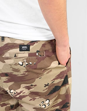 Vans Authentic Pro Chino - Storm Camo