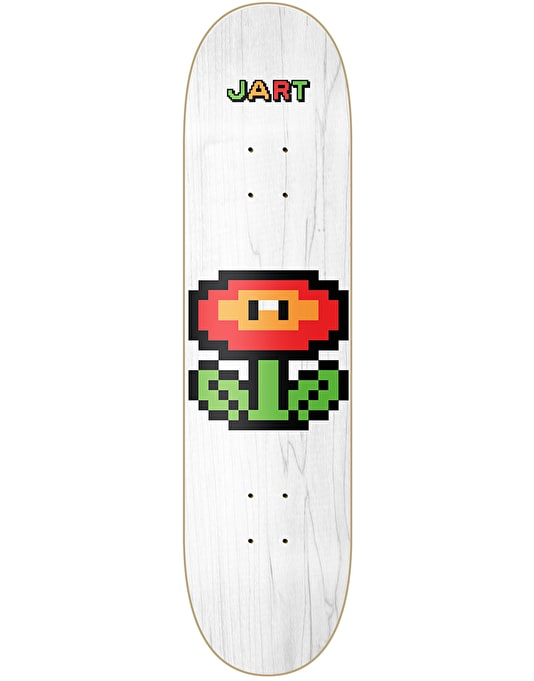 Jart Gamer Skateboard Deck - 7.87""