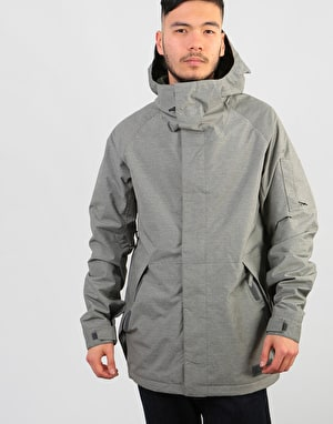 Burton Hilltop 2019 Snowboard Jacket - Shade Heather