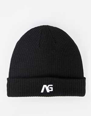 Analog Cuff Beanie - True Black