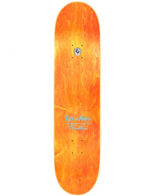 Primitive x Rick & Morty McClung Mr. Meeseeks Skateboard Deck - 8
