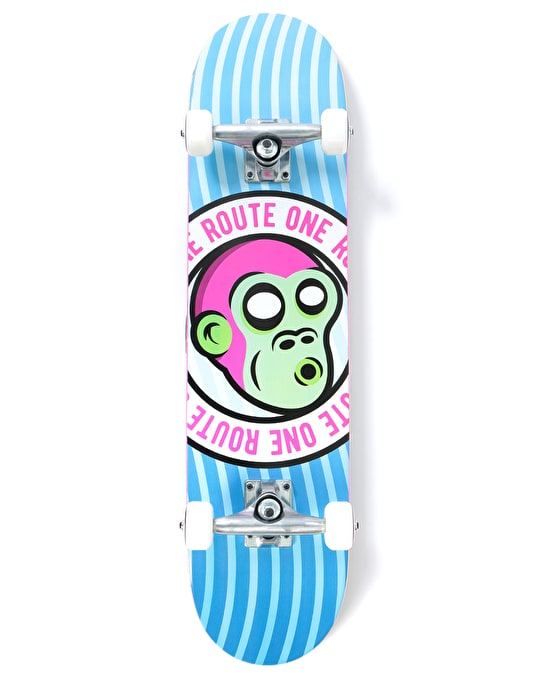 """Route One Monkey Business Complete Skateboard - 7.5"""""""