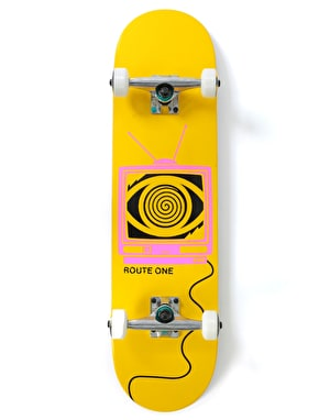 Route One Broadcasting Complete Skateboard - 8