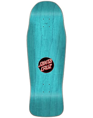 Santa Cruz Winkowski Ghost Preissue Skateboard Deck - 10.34