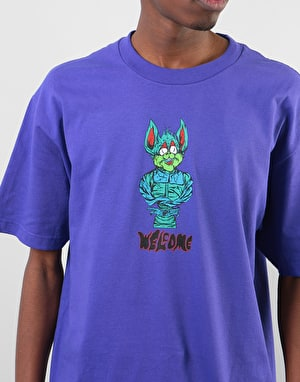 Welcome Shame T-Shirt - Purple