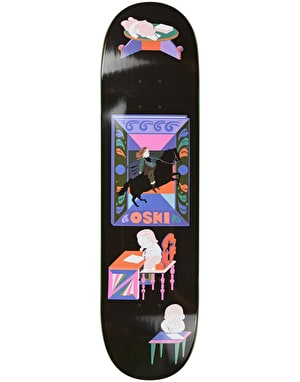Polar Oskar The Hero's Journey Skateboard Deck - 8.25