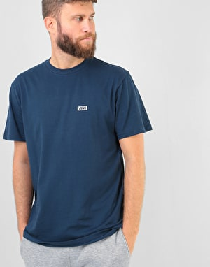 Vans Retro Tall Type T-Shirt - Dress Blues
