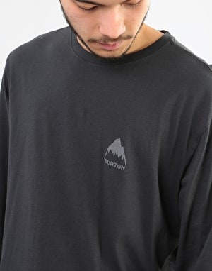 Burton Elite L/S T-Shirt - Phantom