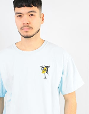 Handy Lemon Tree T-Shirt - Light Blue
