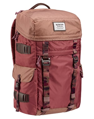 Burton Annex Pack - Rose Brown Flight Satin