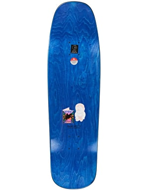 Polar Oskar The Hero's Journey Skateboard Deck - 1992 Shape 9.25